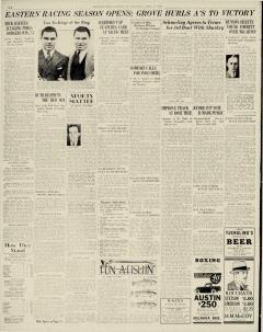 Chester Times, April 15, 1933, Page 20