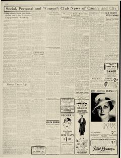 Chester Times, April 21, 1933, p. 18