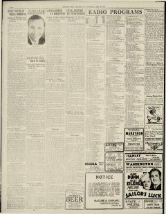 Chester Times, April 22, 1933, Page 4