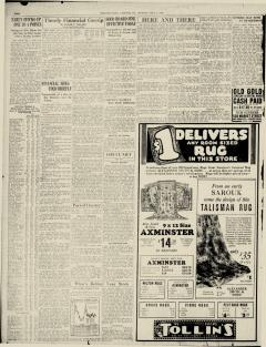 Chester Times, May 01, 1933, Page 4