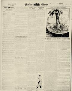 Chester Times, May 02, 1933, Page 12