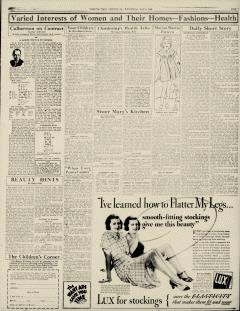 Chester Times, May 03, 1933, Page 9