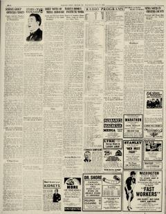 Chester Times, May 10, 1933, p. 6