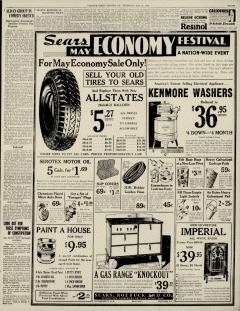 Chester Times, May 11, 1933, p. 7
