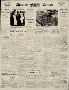 Chester Times, May 12, 1933, Page 2