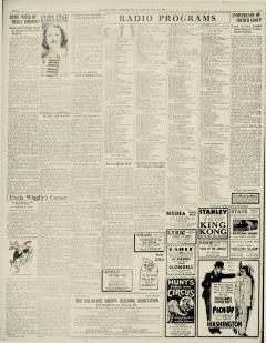 Chester Times, May 13, 1933, p. 4