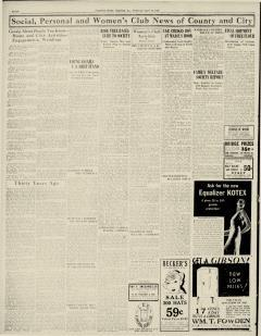 Chester Times, May 16, 1933, Page 8
