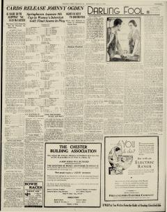 Chester Times, May 17, 1933, Page 15