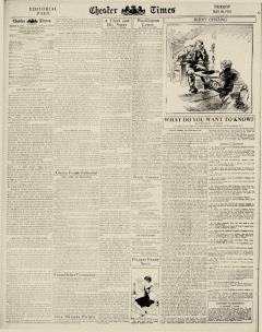 Chester Times, May 18, 1933, Page 12