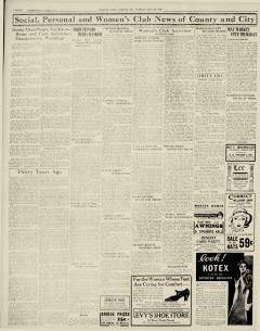 Chester Times, May 23, 1933, Page 16