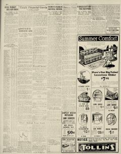 Chester Times, May 24, 1933, p. 4