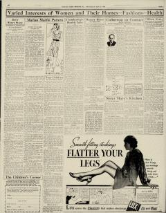 Chester Times, May 24, 1933, p. 16
