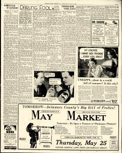 Chester Times, May 24, 1933, Page 9