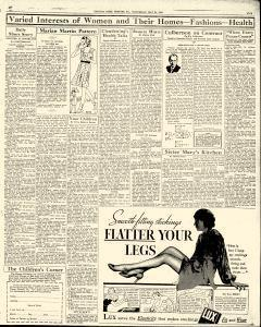 Chester Times, May 24, 1933, p. 17