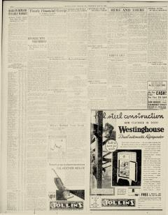 Chester Times, May 25, 1933, Page 4