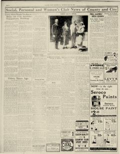 Chester Times, May 25, 1933, Page 16