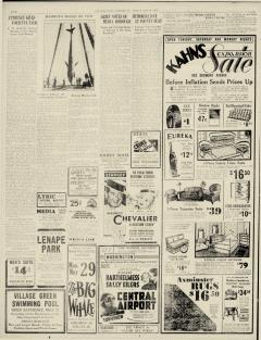 Chester Times, May 26, 1933, p. 4