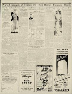 Chester Times, May 26, 1933, p. 9