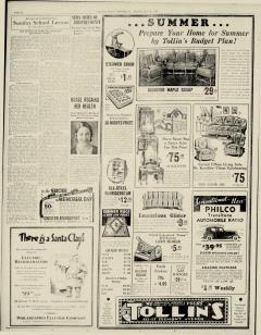 Chester Times, May 26, 1933, p. 12