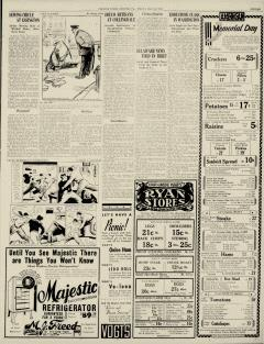 Chester Times, May 26, 1933, p. 15