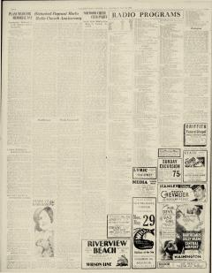 Chester Times, May 27, 1933, p. 4
