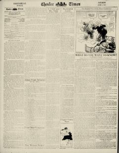 Chester Times, June 03, 1933, Page 12