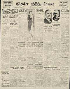 Chester Times, June 06, 1933, Page 2
