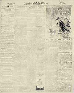 Chester Times, June 13, 1933, Page 12