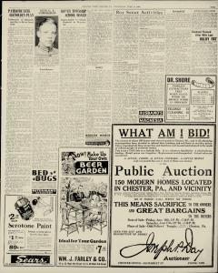 Chester Times, June 14, 1933, p. 5