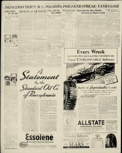 Chester Times, June 15, 1933, p. 14