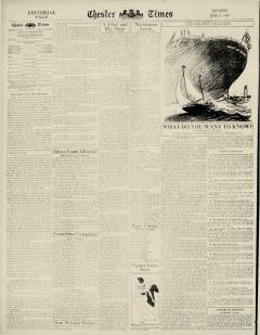 Chester Times, June 17, 1933, Page 12