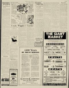 Chester Times, June 19, 1933, Page 3