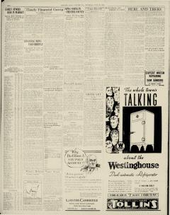 Chester Times, June 22, 1933, p. 2