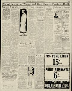 Chester Times, June 22, 1933, p. 9