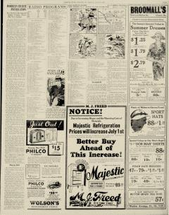 Chester Times, June 23, 1933, p. 5