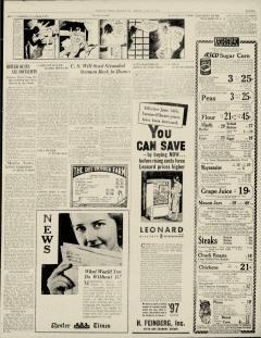 Chester Times, June 23, 1933, Page 22