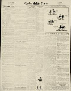 Chester Times, June 26, 1933, Page 12