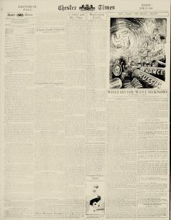 Chester Times, June 27, 1933, Page 6