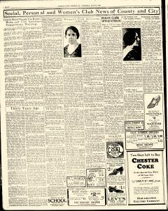 Chester Times, June 29, 1933, Page 8