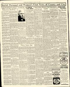 Chester Times, July 03, 1933, p. 8