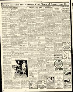 Chester Times, July 07, 1933, Page 8