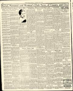 Chester Times, July 08, 1933, Page 8