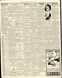 Chester Times, July 12, 1933, p. 2