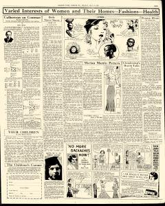 Chester Times, July 17, 1933, p. 9