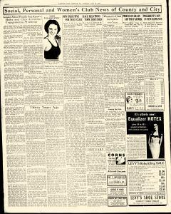 Chester Times, July 18, 1933, p. 8