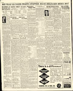 Chester Times, July 18, 1933, p. 10