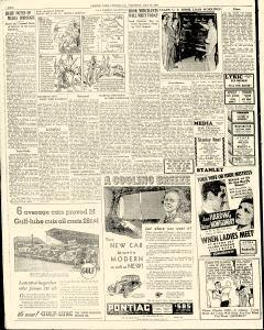 Chester Times, July 27, 1933, Page 4