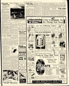 Chester Times, July 27, 1933, Page 3