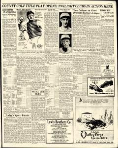 Chester Times, July 27, 1933, Page 15