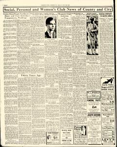 Chester Times, July 28, 1933, Page 8